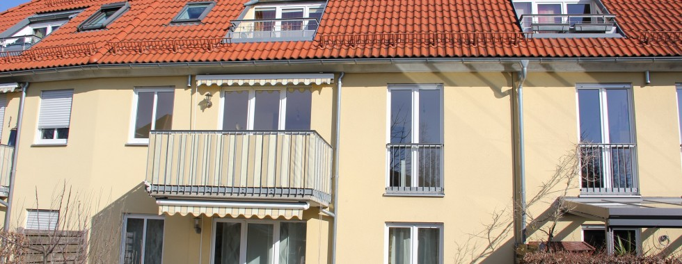 Neuwertige und sofort beziehbare Wohnung in Allacher Bestlage