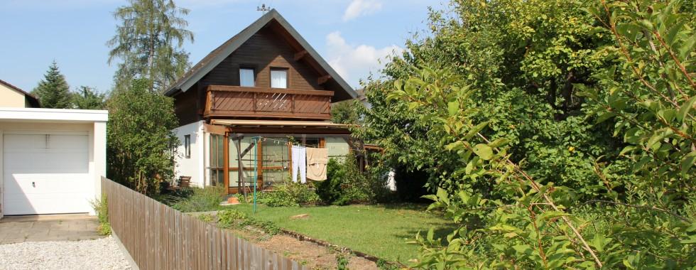 Traumhaftes Grundstück mit Altbestand in Waldperlach für Bauträger/Bauherren