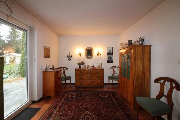 Eingangs-Wohnbereich