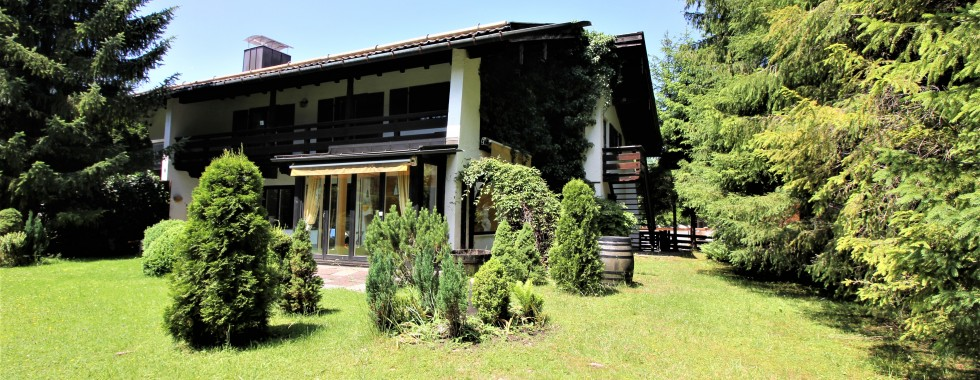 Ruhig gelegenes Anwesen in Toplage am Tegernsee